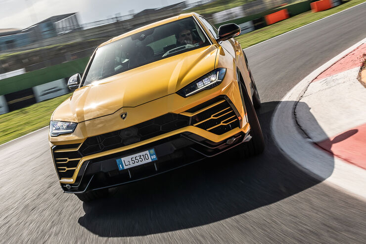 Lamborghini Urus 2018 Daten Preis Marktstart Fahrbericht Auto