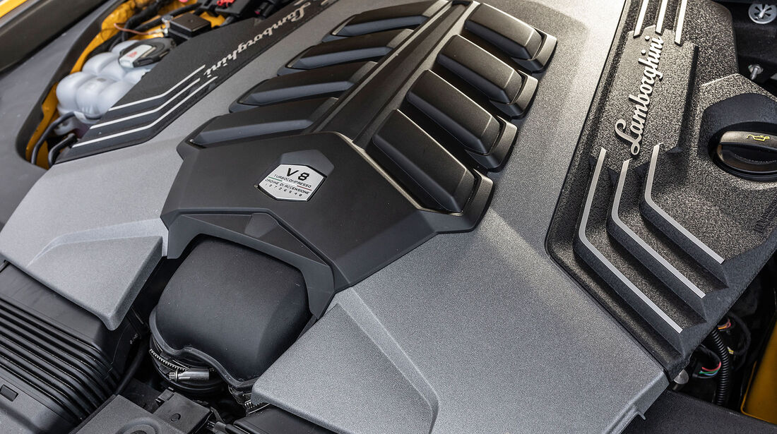 Lamborghini Urus (2018) Fahrbericht