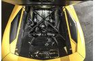 Lamborgini Aventador S, Motor