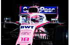 Lance Stroll - Racing Point - Formel 1 - Test - Barcelona - 15. Mai 2019