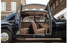 Lancia Aurelia B10, Sitze, Türen