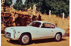 Lancia Flaminia Sport, Seitenansicht