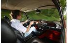 Lancia Fulvia Coupé, Cockpit