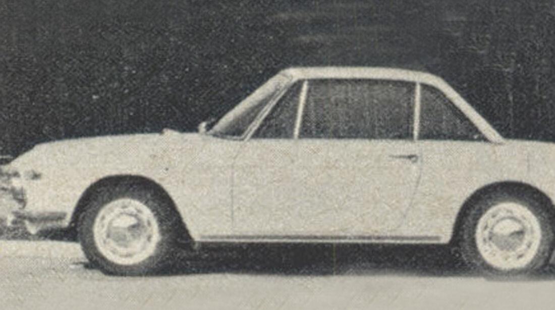 Lancia, Fulvia, Coupé, IAA 1967