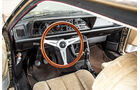 Lancia Gamma Coupé, Cockpit