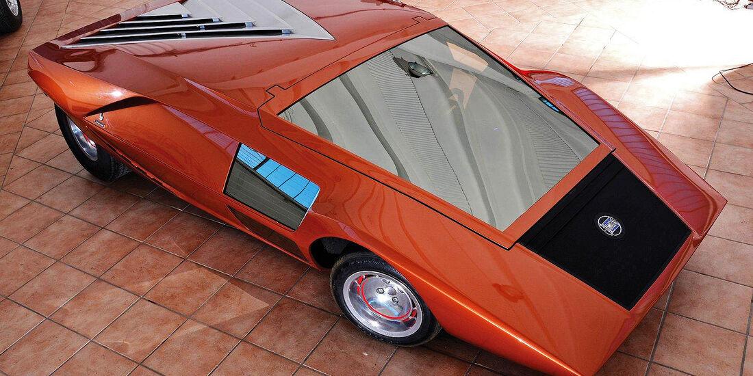 Lancia Stratos HF Zero, 1970