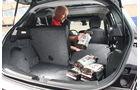 Lancia Ypsilon 0.9 Twinair, Kofferraum, Sitz umgeklappt
