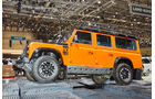 Land Rover Defender Limited Edition Adventure - Geländewagen  - Genf 2015
