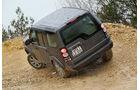 Land Rover Discovery 3.0 TDV6, Geländefahrt