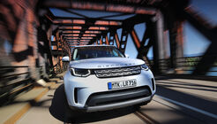 Land Rover Discovery SD4 HSE