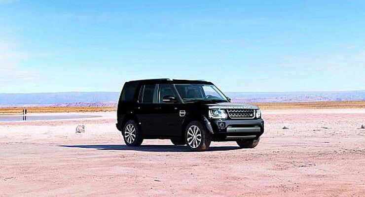 Land Rover Discovery XXV Sondermodell