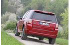 Land Rover Freelander 2.2 SD4, Heckansicht