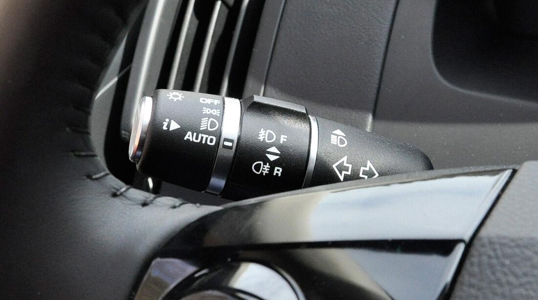 Land Rover Freelander 2.2 TD4, Lenkstockhebel
