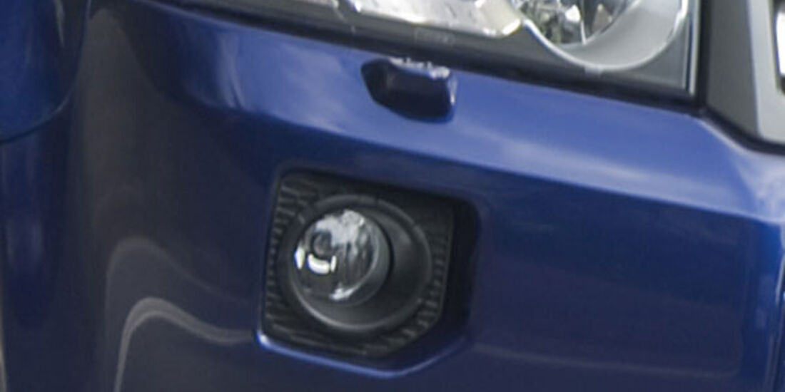Land Rover Freelander 2, Scheinwerfer
