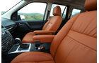 Land Rover Freelander, Cockpit, Lenkrad