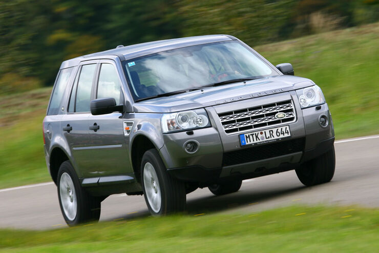 land rover freelander typ fa auto motor und sport. Black Bedroom Furniture Sets. Home Design Ideas