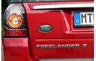 Land Rover Freelander SD4, Typenbezeichnung