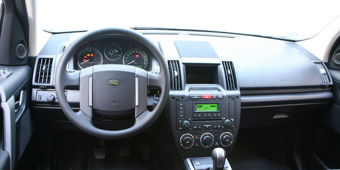 Land Rover Freelander TD4 E
