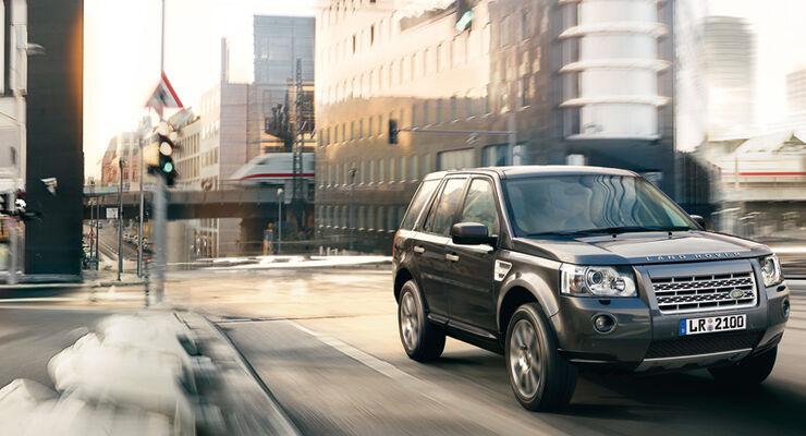 Land Rover Freelander XS