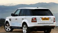 Land Rover Range-E Konzept Genf 2011