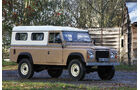 Land Rover Stage II Prototype