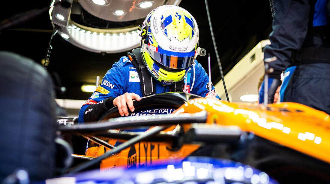 Lando Norris - GP Spanien 2019