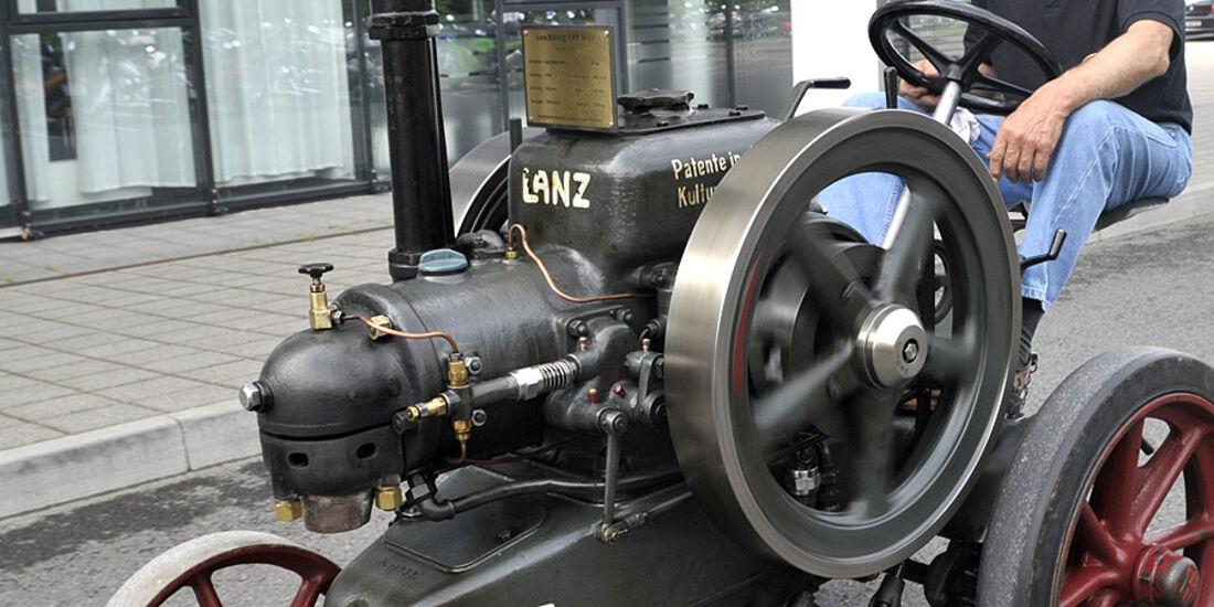 Lanz Schlepper - Klassikwelt Bodensee