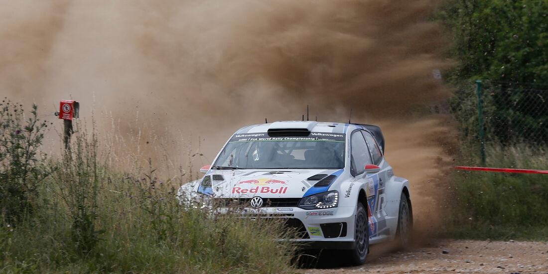 Latvala - Rallye Polen 2014