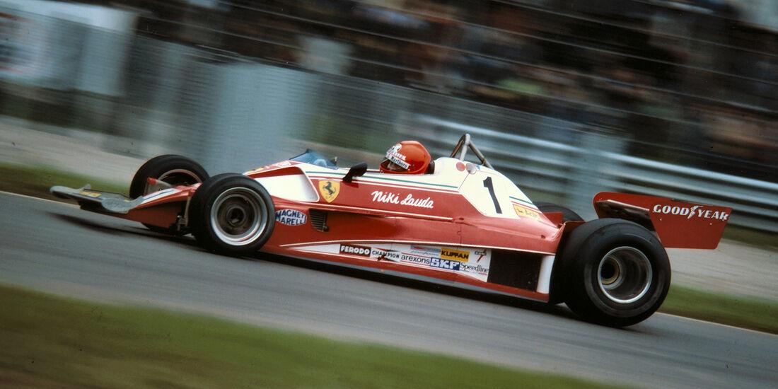 Lauda GP Italien 1976