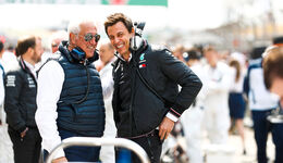 Lawrence Stroll - Toto Wolff