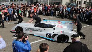 Le Mans 2014 - Nissan ZEOD