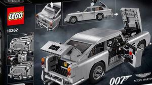 Lego Creator Aston Martin DB5