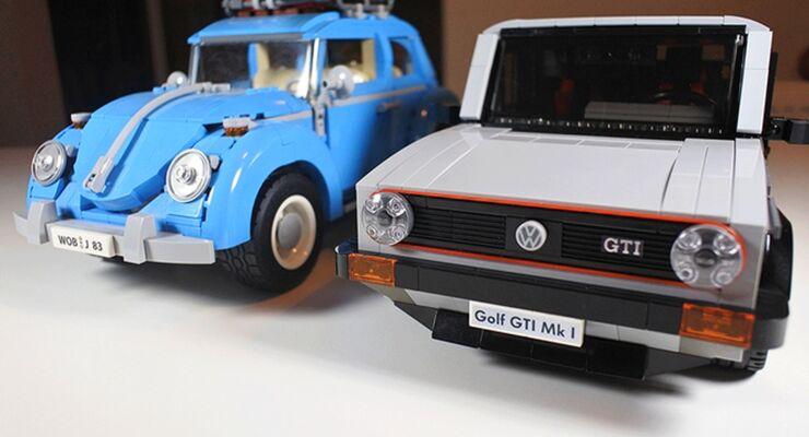 Lego Golf GTI