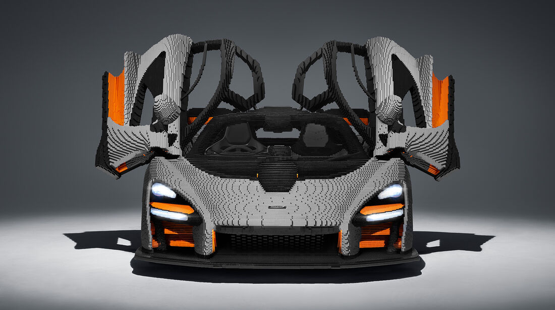 Lego McLaren Senna 1:1