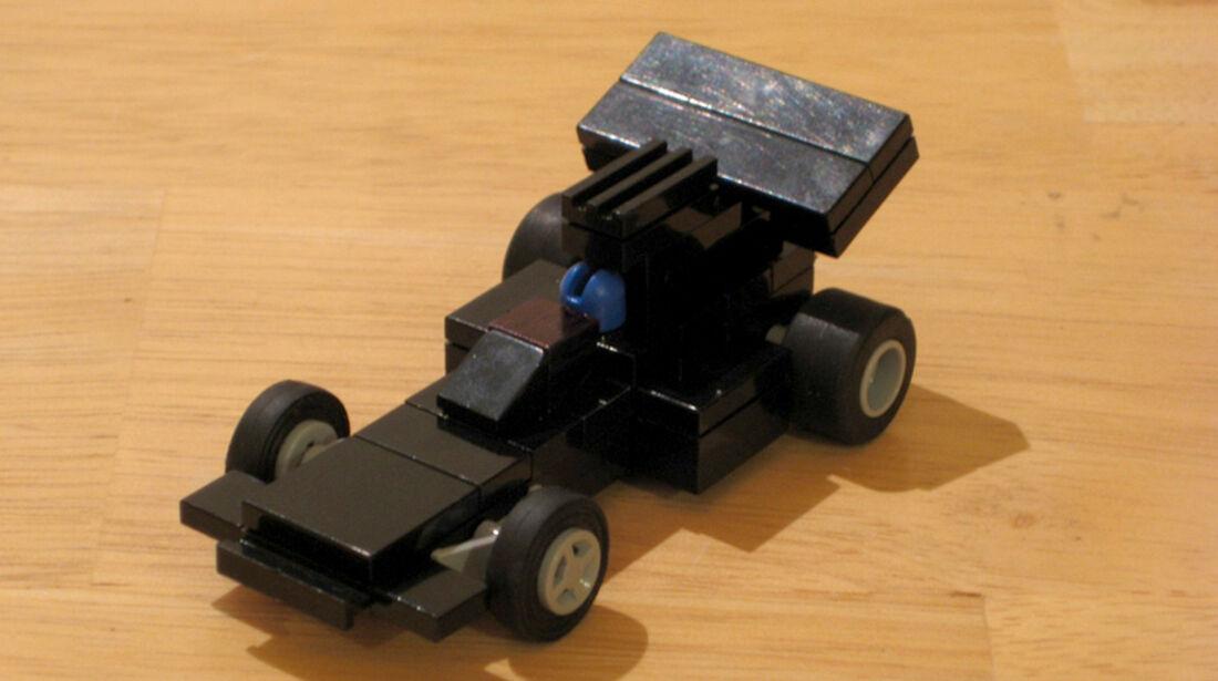 Lego Rennautos - Lotus 72