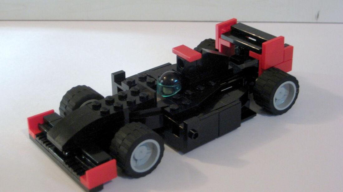 Lego Rennautos - Lotus-Renault R31 (2011)