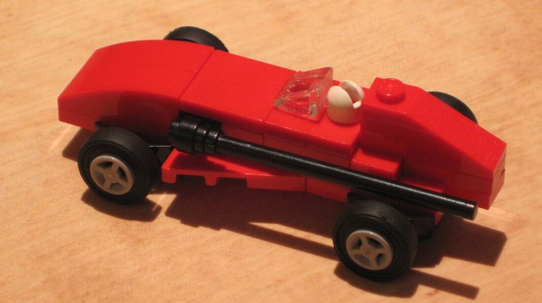 Lego Rennautos - Maserati 250F