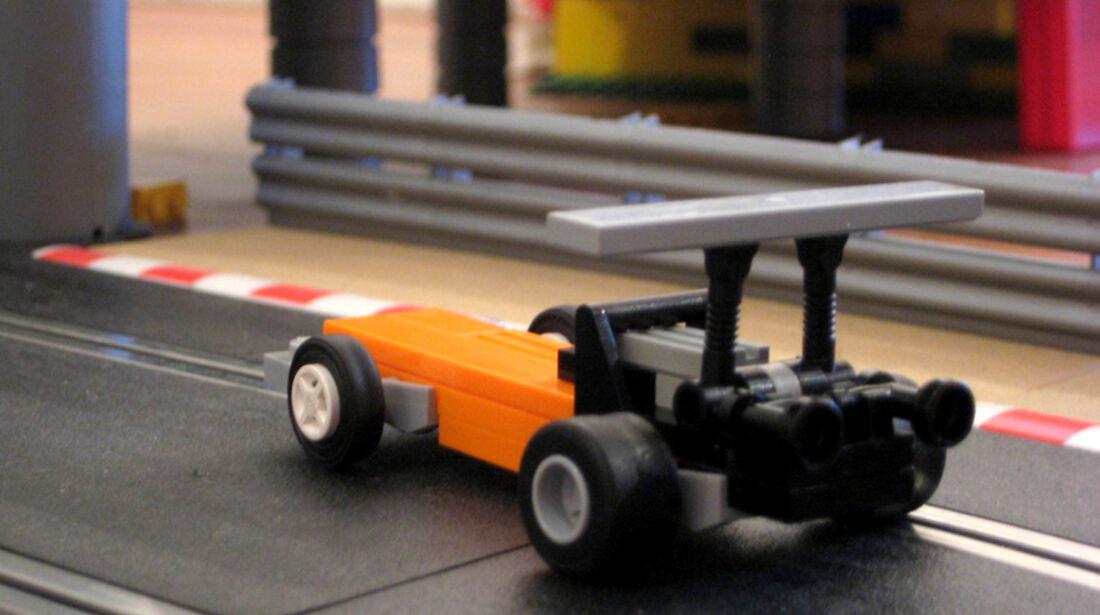 Lego Rennautos - McLaren M7C