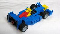 Lego Rennautos - Red Bull RB7 (2011)