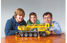 Lego-Technik, Team, Modell