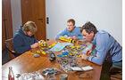 Lego-Technik, Teilesuche