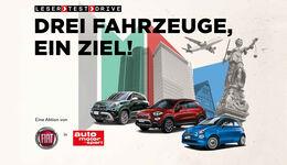Leseraufruf 60 Jahre Fiat 500