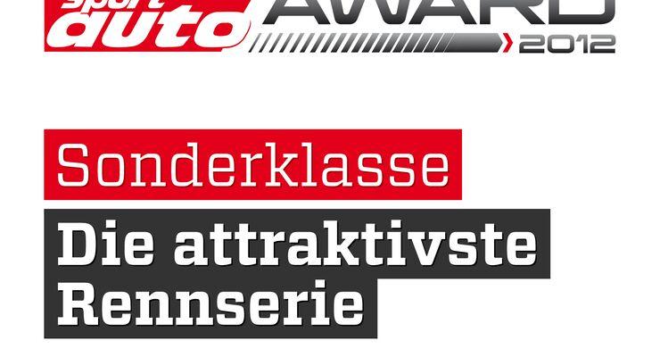 Leserwahl sport auto-Award 2012