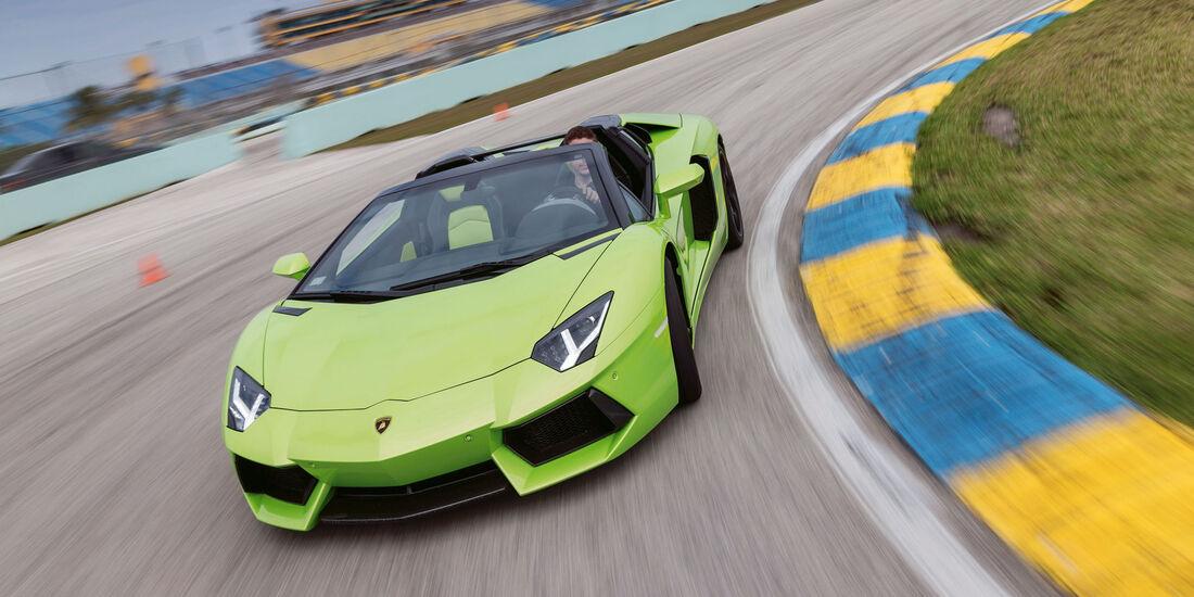 Leserwahl sport auto-Award K 100 - Lamborghini Aventador LP 700-4 Roadster
