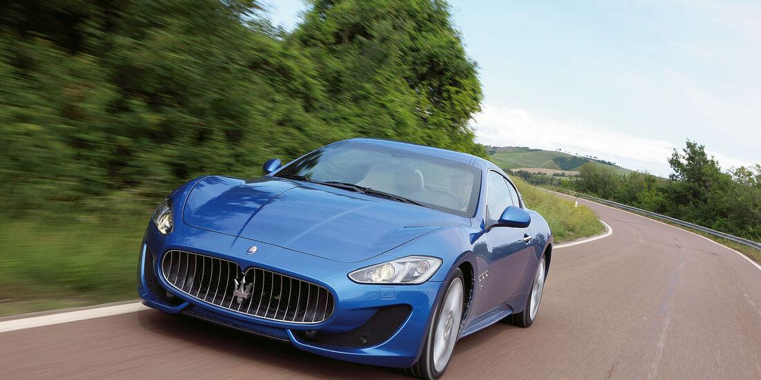 Leserwahl sport auto-Award N 132 - Maserati Granturismo S