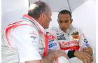 Lewis Hamilton 2007 McLaren