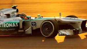 Lewis Hamilton - Formel 1 - GP Abu Dhabi - 02. November 2013