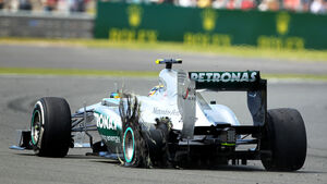 Lewis Hamilton - Formel 1 - GP England 2013
