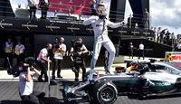 Lewis Hamilton - Formel 1 - GP England 2016