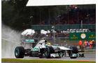 Lewis Hamilton - Formel 1 - GP England - 28. Juni 2013